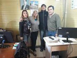 Capacitaciones para responsables de las BER de las localidades de Capioví y Santo Pipó, Misiones.