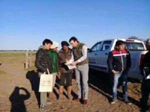 Operativos de fiscalización en La Pampa.