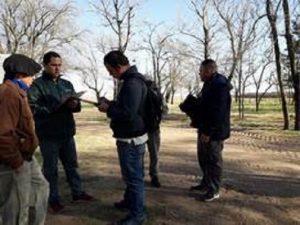 Operativos de fiscalización en San Luis.