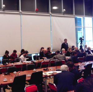 Comisión de Presupuesto y Hacienda HCD