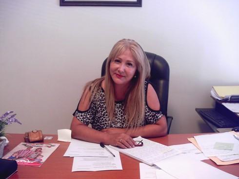 Dra. Wilma Andino Delegada, Misiones.