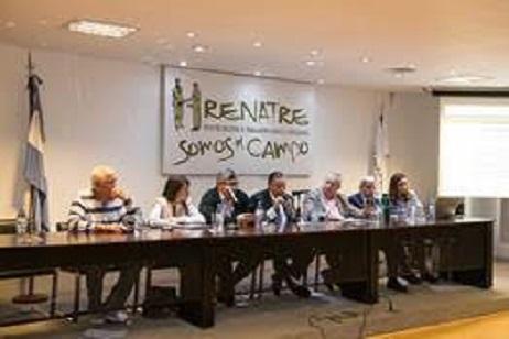 RENATRE. Jornadas de capacitación interna para el personal administrativo del Registro.