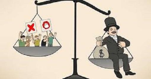 Justicia para pobres- Justicia para ricos