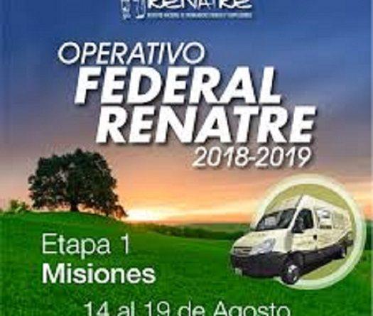 Op.Fed. Renatre 2018-9