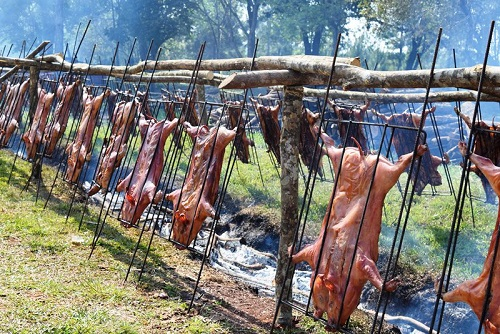 Fiesta Provincial del Lechón