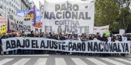 PARO NAC. 25-SEP