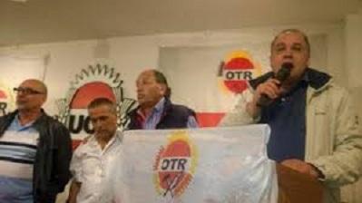 Pablo Doublier, secretario general de la Organización de Trabajadores Radicales