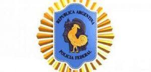 Logo de la POLICÍA FEDERAL ARGENTINA