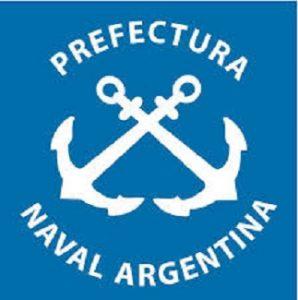 Logo de la PREFECTURA NAVAL ARGENTINA