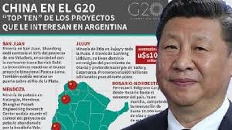 Acuerdos Argentina - China