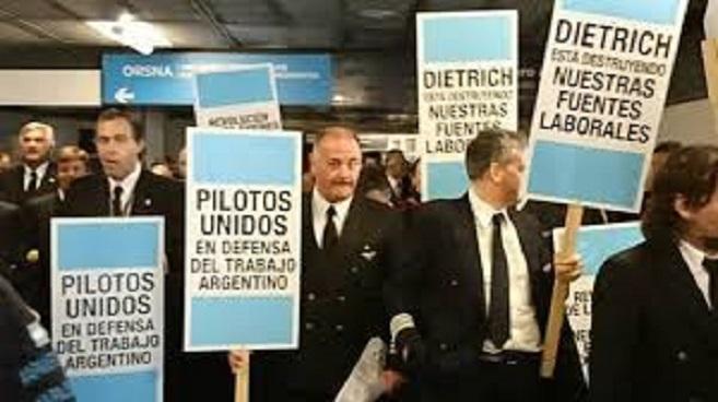 GREMIOS DE PILOTOS