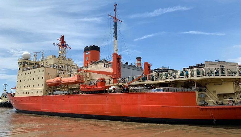 Rompehielos ARA Almirante Irízar