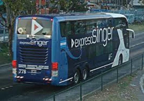 ERSA Empresa de Transporte. Singer