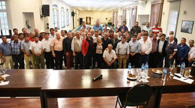Reunió de Delegados y Subdelegados de la UATRE