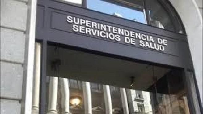 SUPERINTENDENCIA DE SEGURO DE SALUD