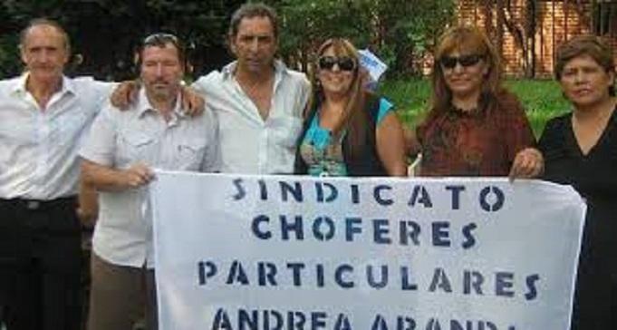 ARANDA Andrea, Sec. Gral, S.CH.P