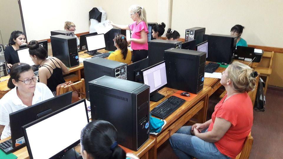 Escuela Oficios- Informática