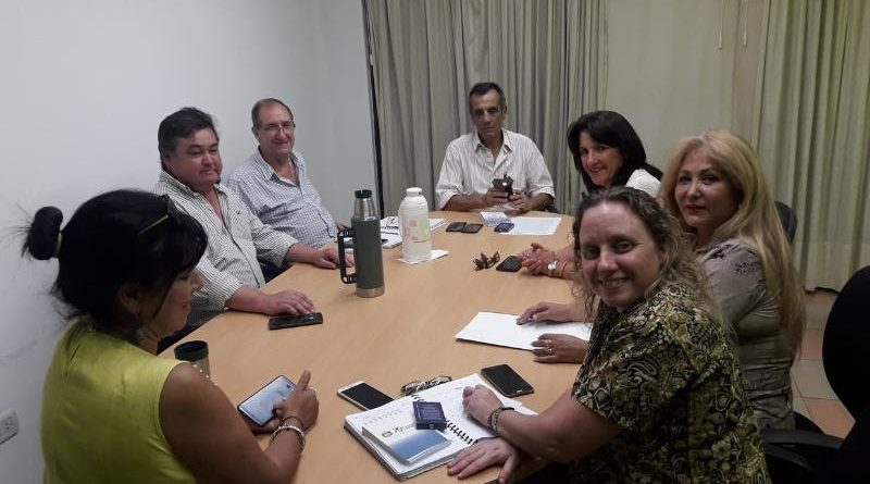Las delegaciones de Corrientes y Misiones del RENATRE