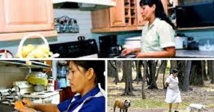 Trabajadoras Domésticas