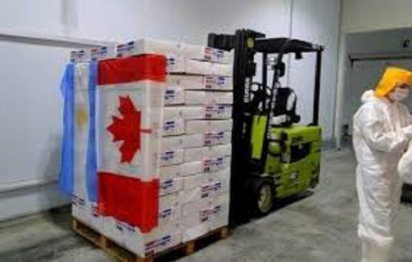 1 Exportación Avícola Argentina- Canadá
