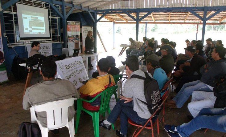 Ciclo de capacitación a Trabajadores rurales e hijos de trabajadores