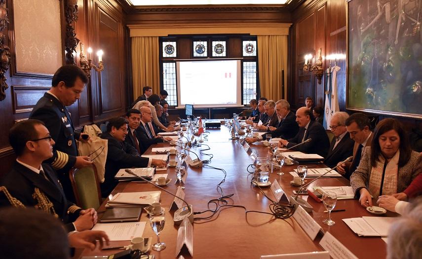 Argentina - Perú Agenda Bilateral