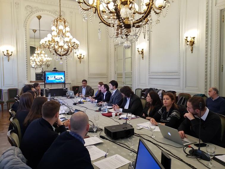 Grupo Agenda Digital del bloque regional (GAD