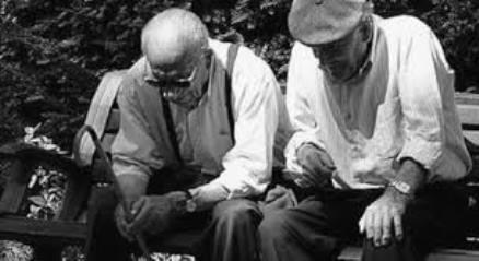 Personas adultas mayores en situación de pobreza