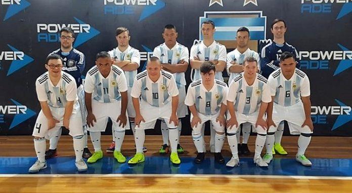Selección Argentina de futsal de Síndrome de Down