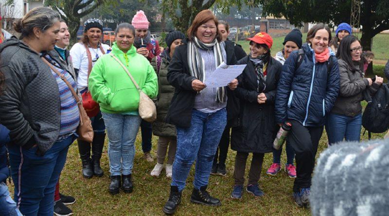 Encuentro Provincial de Mujeres FPAyS