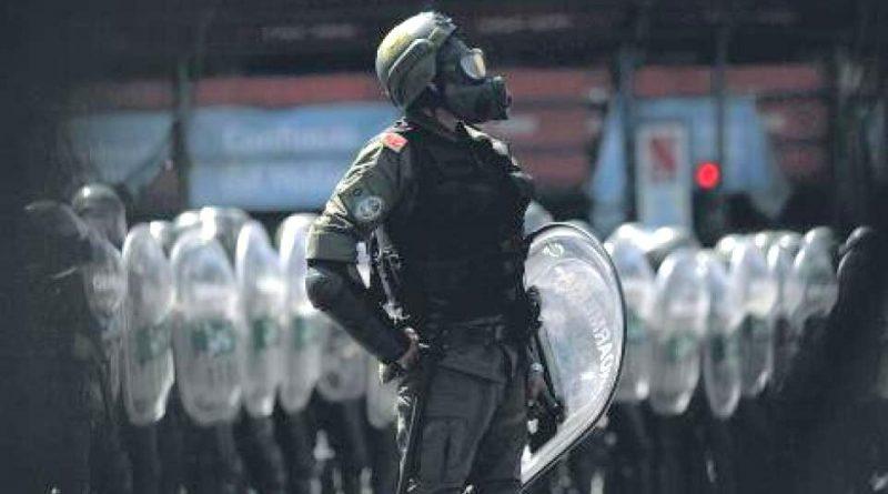 La Nacion busca militarizar a los y las jóvenes