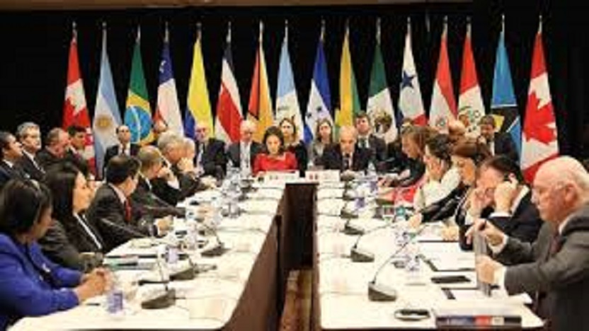 Reunión del Grupo de Lima
