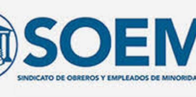 Logo del SOEME