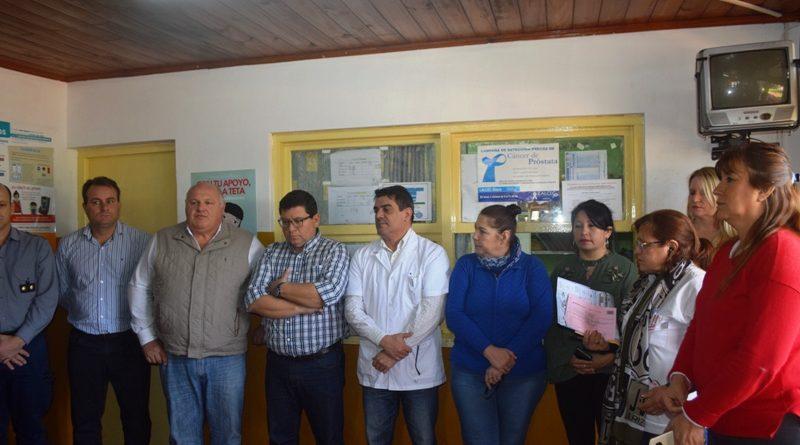 Asumió en sus funciones como nuevo director del Hospital de Campo Viera el doctor Jover Gonzalez Gonzalez