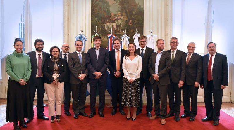 Firma de Acuerdo Estratégico con la Asociación Europea