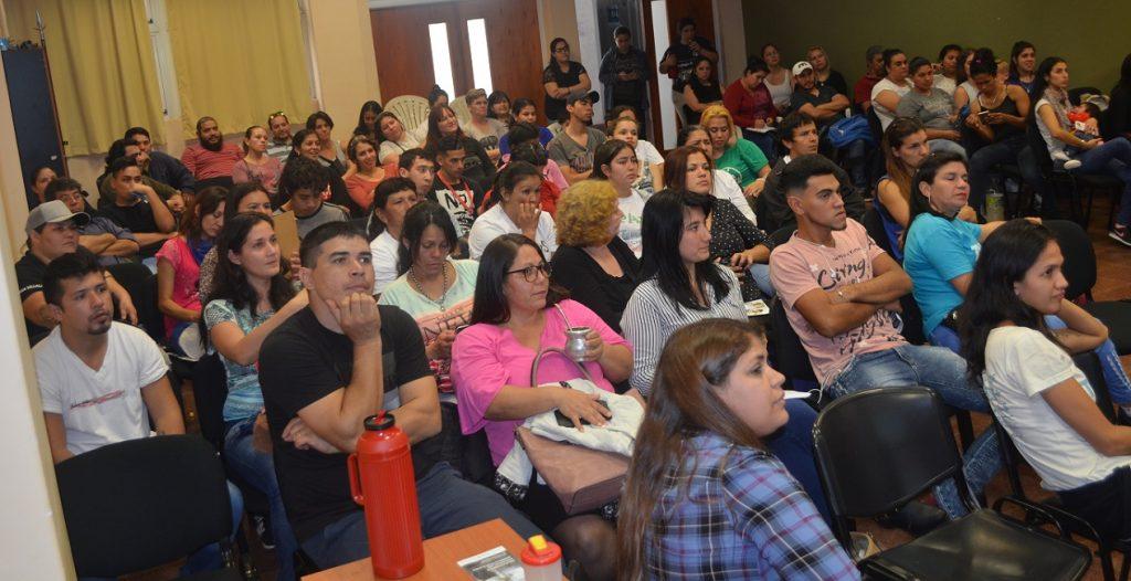 Jornada de capacitación sobre el Renabap en Humanidades