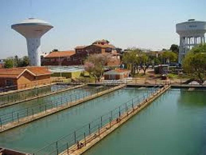 Servicio de agua potable SAMSA
