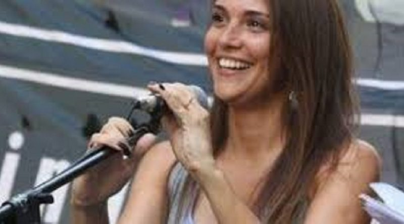 Carla Gaudensi Sec. Gral de la FATPREN