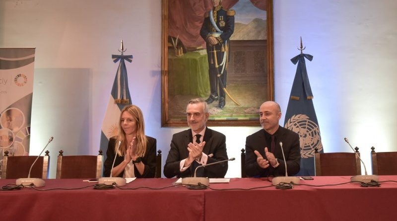 Compromiso de la Argentina con la Agenda 2030 para el Desarrollo Sostenible
