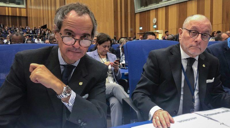 Conferencia General del Organismo Internacional de Energía Atómica (OIEA)