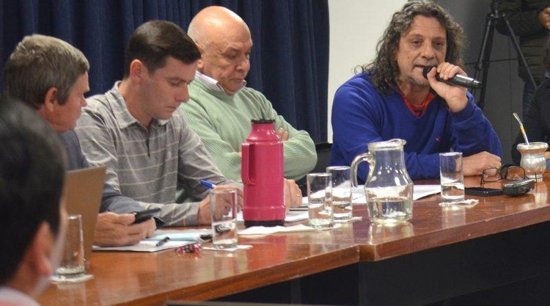 Diputado Sereno fundamentó su proyecto en ka Comisión de Salud y Seguridad Social