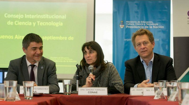 El Instituto Antártico Argentino suscribió tres acuerdos marco de cooperación y asistencia técnica