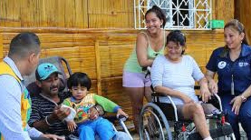Familias con Discapacitados