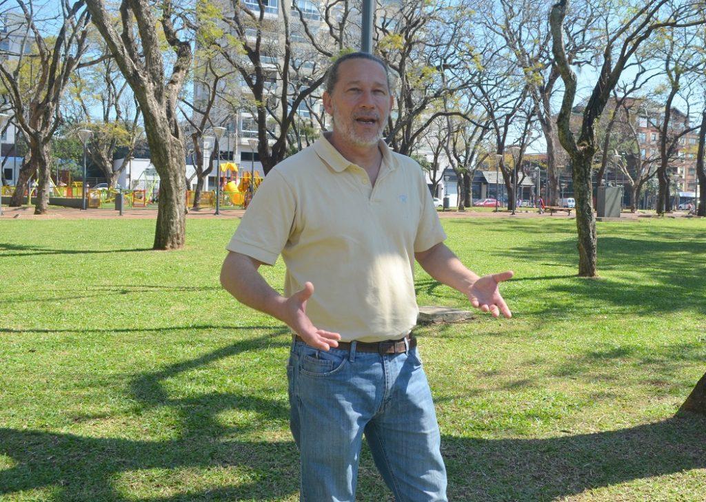 Jorge Páez, dirigente de organizaciones campesinas que asumirá como Diputado