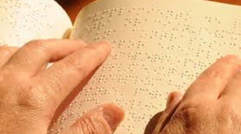 Lectura en Braille