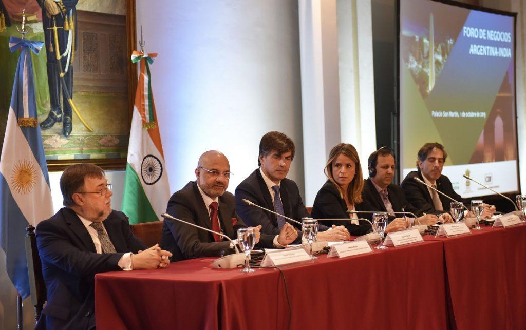 Foro de Negocios Argentina-India