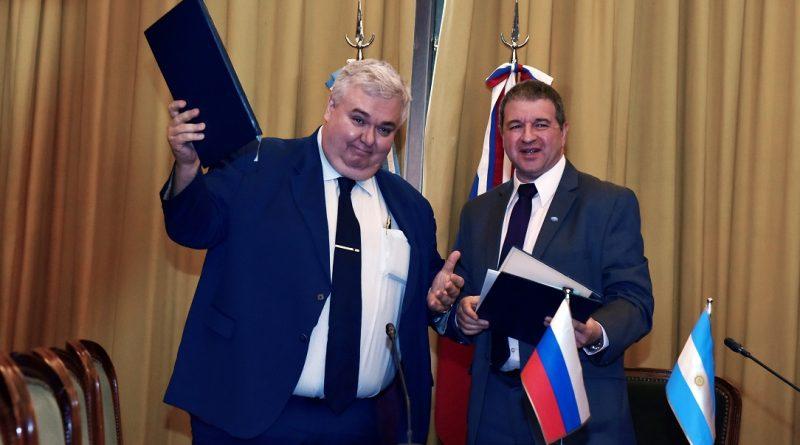 Protocolo entre el Gobierno de la Federación de Rusia y el Gobierno de la República Argentina