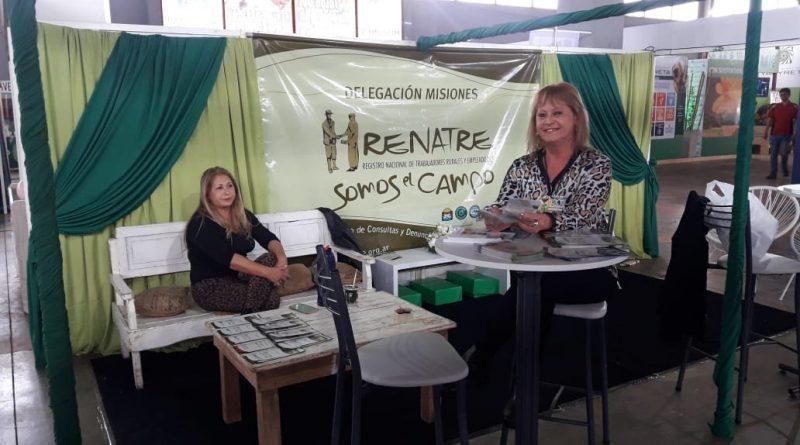 "Stand de la ""Feria Forestal Argentina 2019"""