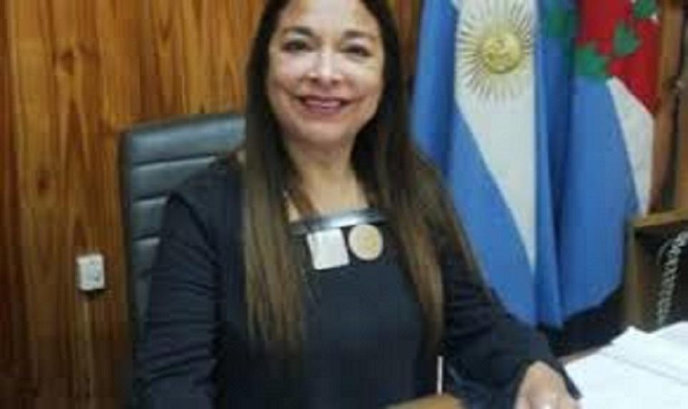 Alicia Luna de la Asociación de Trabajadores Universitarios Riojanos