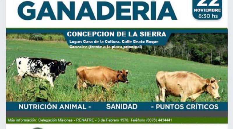 Capacitación Sobre Nutrición Animal